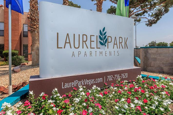 Welcome home to Laurel Park Apartments