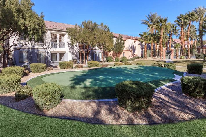 BARBECUE WITH YOUR FRIENDS AT ACERNO VILLAS APARTMENT HOMES IN LAS VEGAS, NEVADA