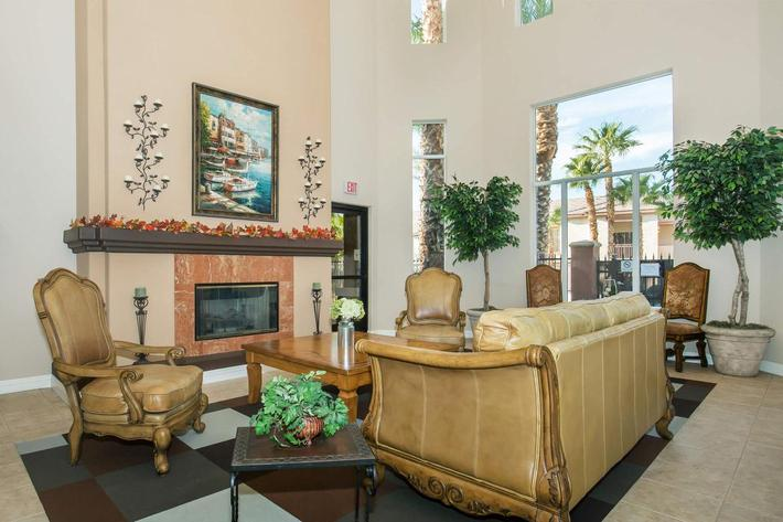 GATHER AROUND AT ACERNO APARTMENT HOMES IN LAS VEGAS, NEVADA