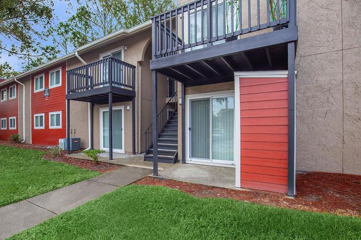 Enjoy the views here at Heron Walk Apartments in Jacksonville, Florida