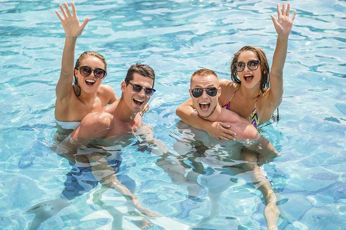 Have some fun here at Heron Walk Apartments in Jacksonville, Florida