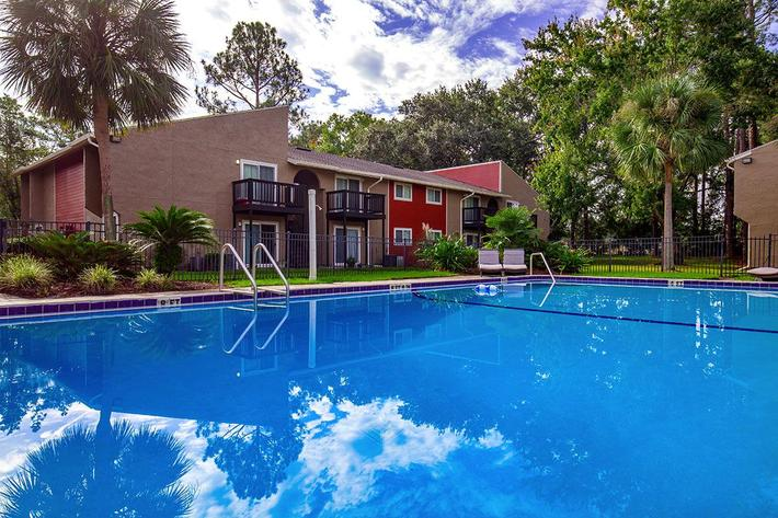 Make some waves here with us at Heron Walk Apartments in Jacksonville, Florida