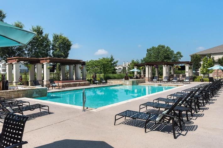 Corbin Crossing Luxury Apartments in Overland Park, KS - Swimming Pool 16.jpg
