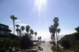 Walking distance to the beach at Casa Del Mar