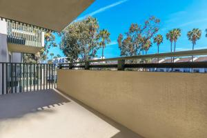Enjoy the view from your patio or balcony at Casa Del Mar