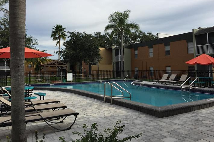 Discover our Vitamin D Lounge Here at River Rock in Temple Terrace, Florida