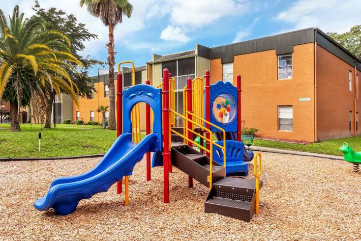 Giggles are Made Here at River Rock in Temple Terrace, Florida