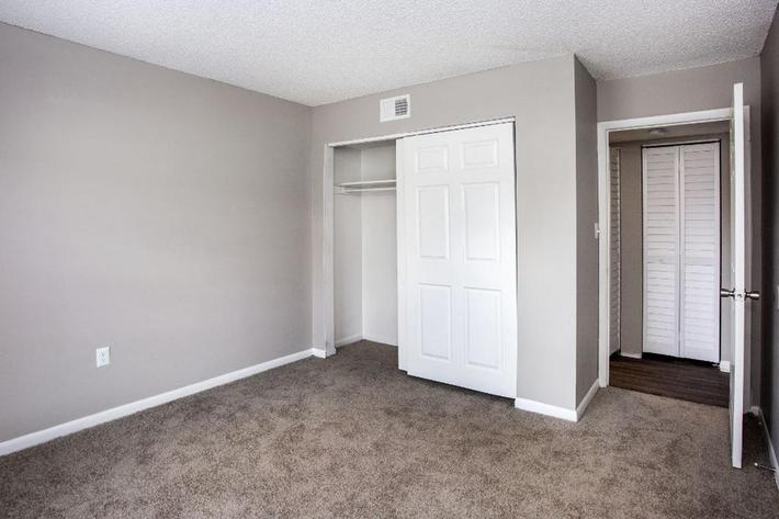 Plenty of Closet Space Here at River Rock in Temple Terrace, Florida