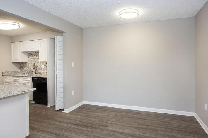 Spacious Dining Rooms at River Rock in Temple Terrace, Florida