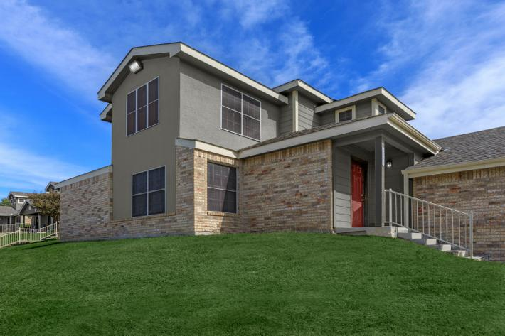 WELCOME HOME TO WEST CREEK TOWNHOMES