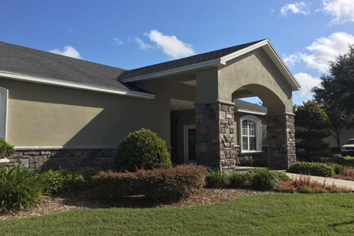 Enjoy our Clubhouse Here at Village at Laurel Meadows in Bartow, Florida
