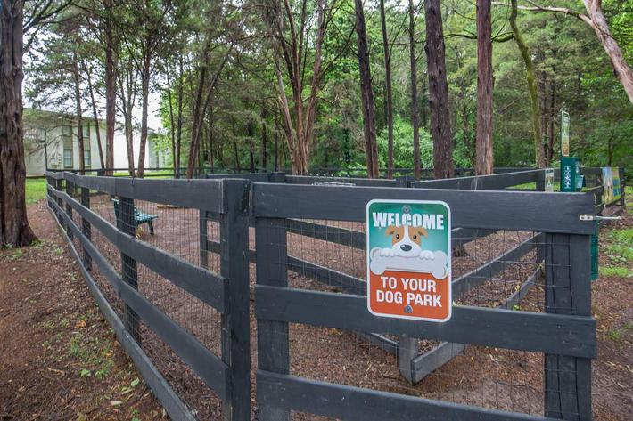 Dog Park at Ashwood Cove
