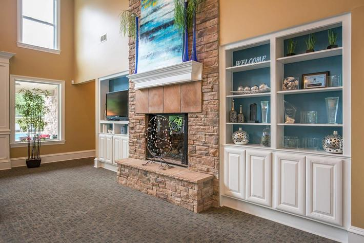 Enjoy the Community Room at Ashwood Cove in Murfreesboro, TN