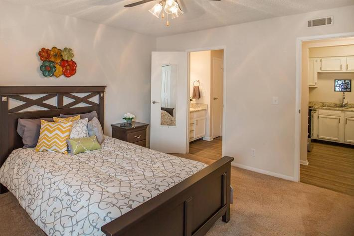 The Juniper Bedroom at Ashwood Cove in Murfreesboro, TN