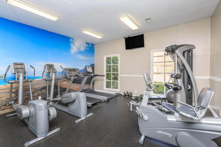 Cycling Made Easy Here at Colony House Apartments For Rent In Murfreesboro, Tennessee