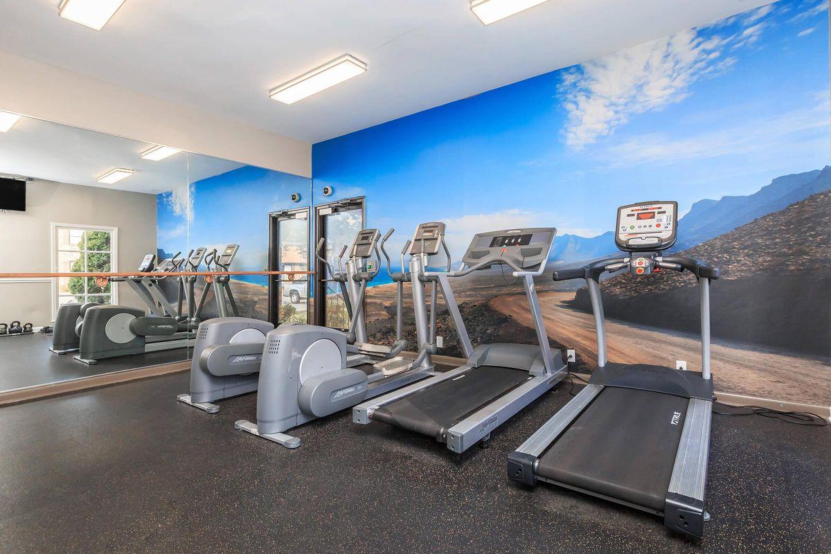 Fitness Center at Colony House in Murfreesboro, TN