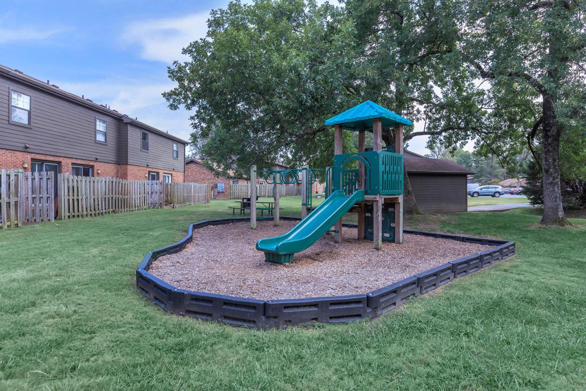 Play area at Colony House