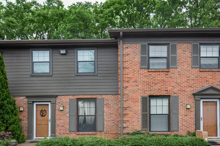 Townhome Living Here at the Colony House in Murfreesboro, Tennessee