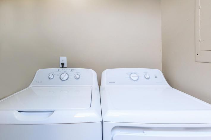 Washer and Dryer at The Lincoln at Colony House in Murfreesboro, TN