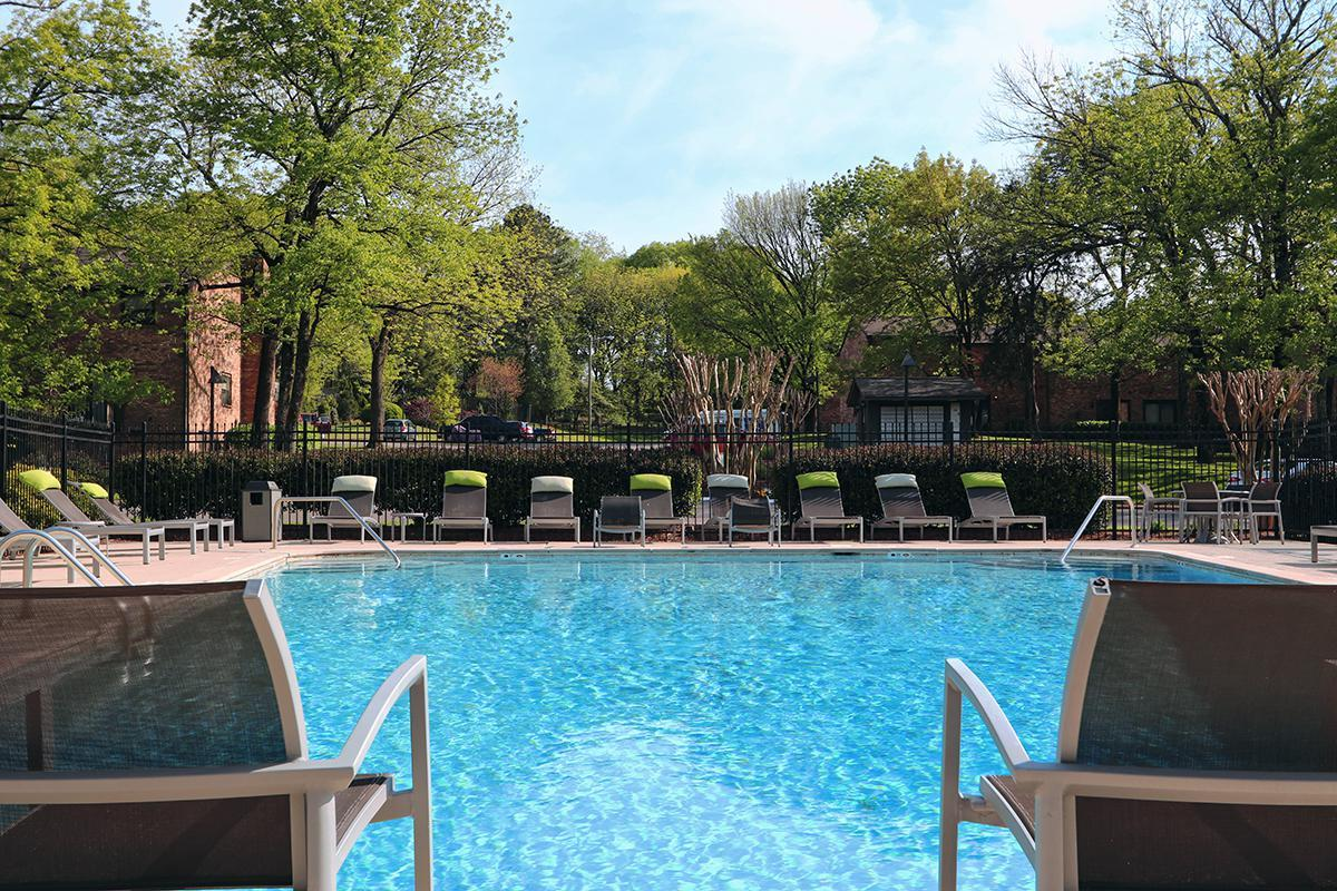 Three saltwater swimming pools