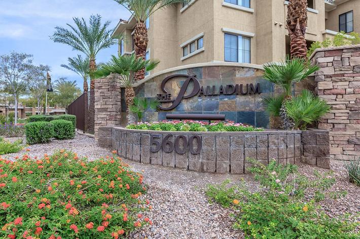 Welcome home to The Palladium Apartments in Las Vegas, Nevada
