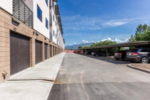 GARAGES AND COVERED PARKING AVAILABLE