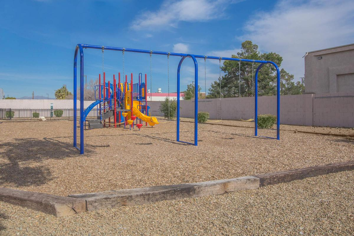 Play Area at Woodhaven Apartments in Las Vegas, Nevada