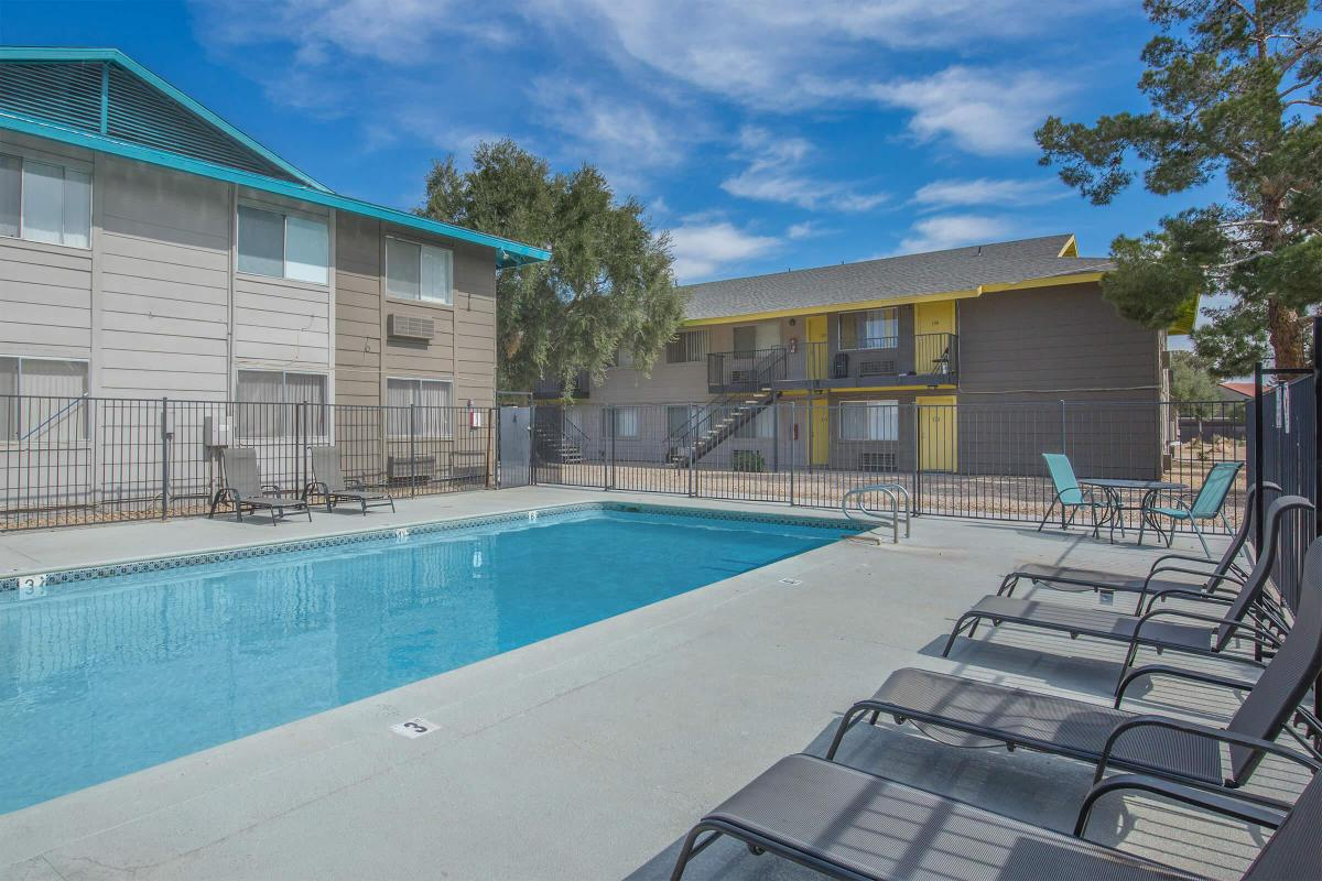 Woodhaven in Las Vegas, Nevada Pool Area