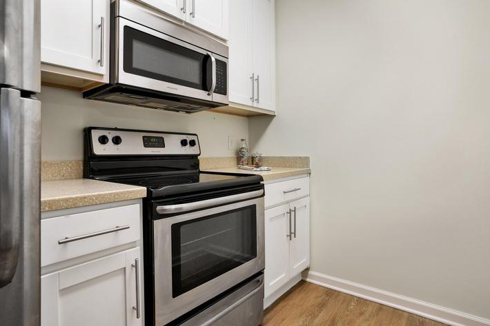 Enjoy an All-electric Kitchen At Elevation In Wilmington, NC