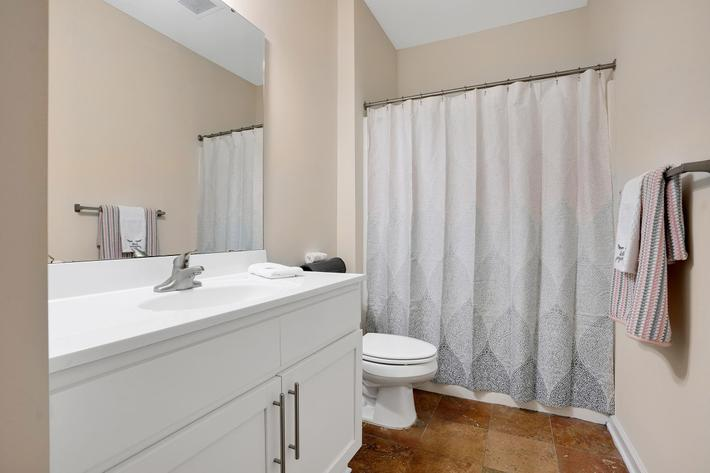 Spacious Bathrooms In Elevation In Wilmington, NC