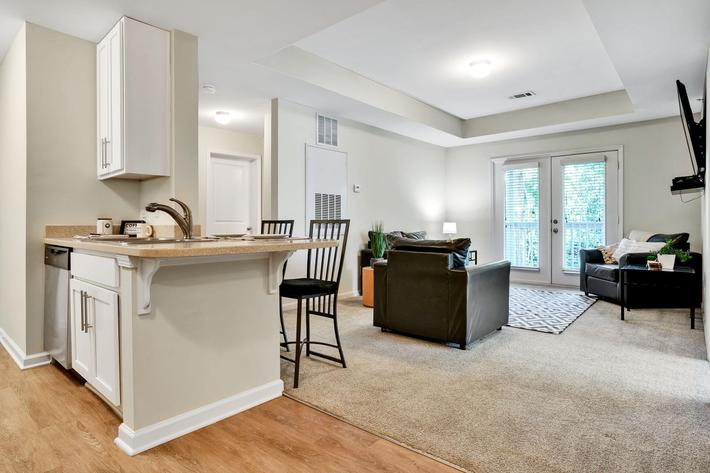 Spacious Floor Plans At Elevation In Wilmington, NC