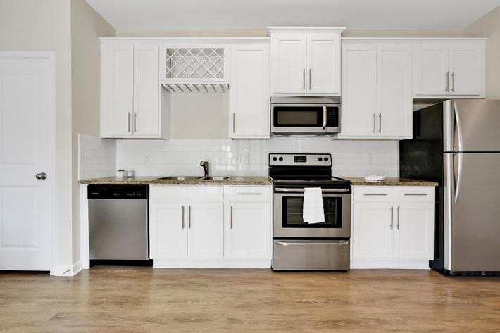 Spacious Kitchens At Elevation In Wilmington, NC