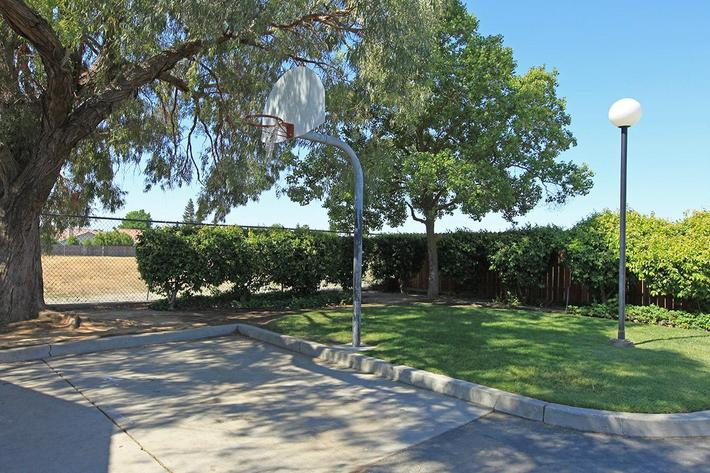 You will like the sand volleyball court in Madera Villa