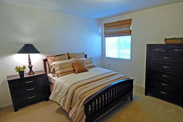 You will like the comfortable bedrooms at Madera Villa