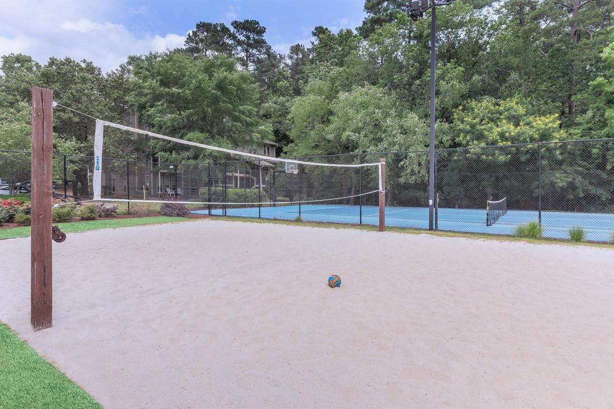 SAND VOLLEYBALL COURT AT SHADOWOOD APARTMENTS