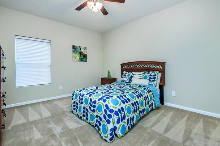 Bedroom at Eagles Crest at Jack Miller in Clarksville, Tennessee