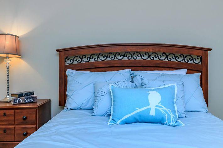 Bedroom at Eagles Crest at Jack Miller in Clarksville, Tennessee
