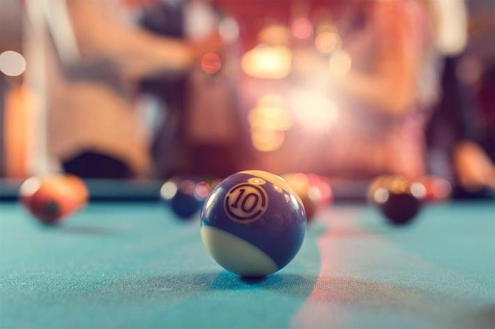 Number 10 billiard ball on the pool table iStock-667384450.jpg