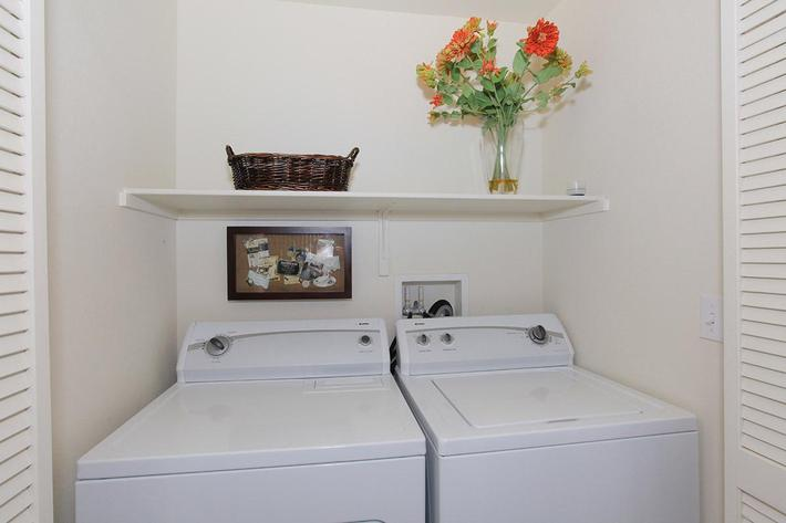 IN-HOME LAUNDRY AT SANDPOINTE IN LAS VEGAS