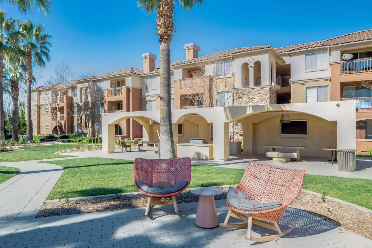 2 bedroom apartment in Rancho Cucamonga