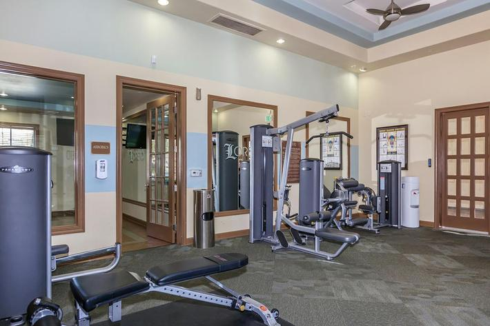 Fitness Center at Loreto in Las Vegas, Nevada