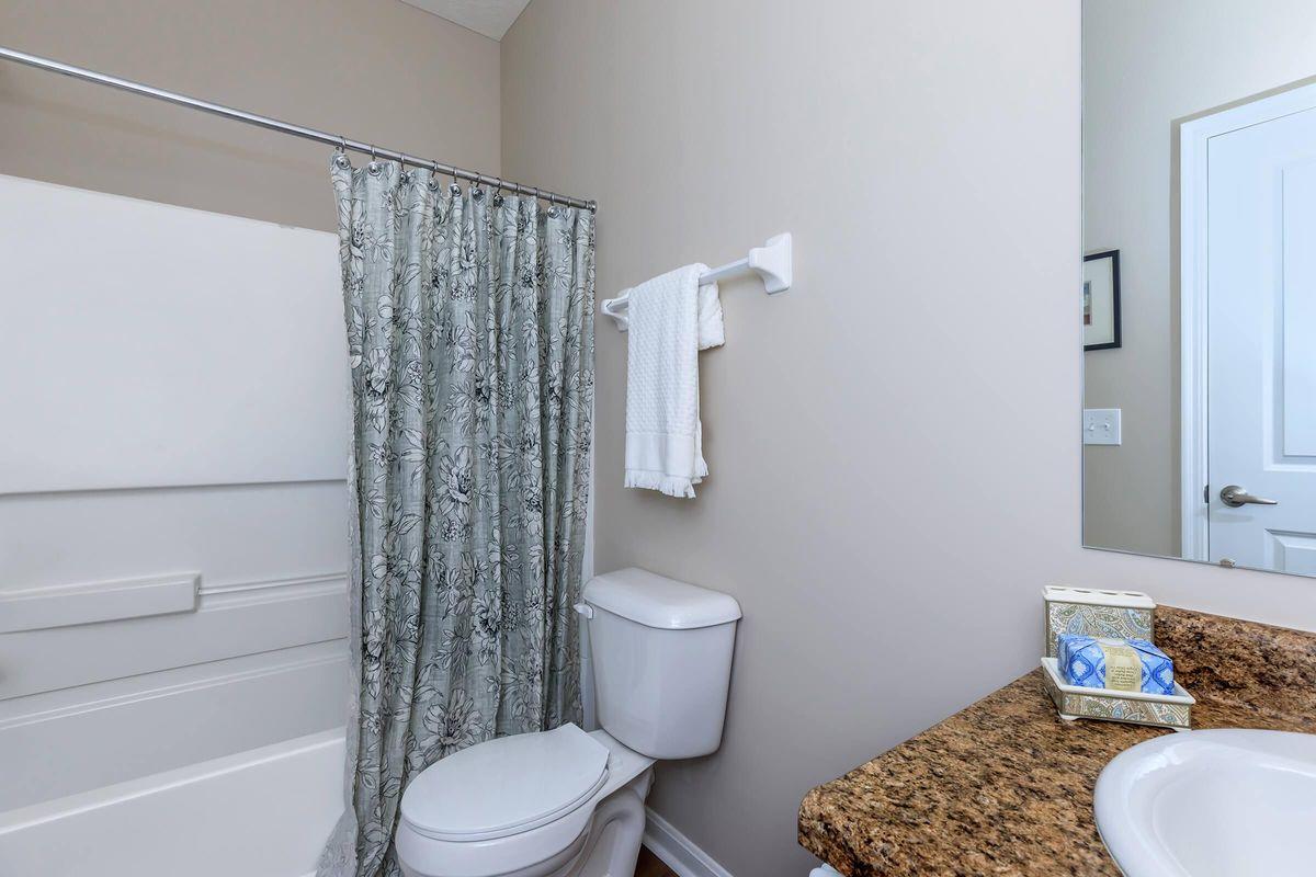 MODERN DESIGNED BATHROOM