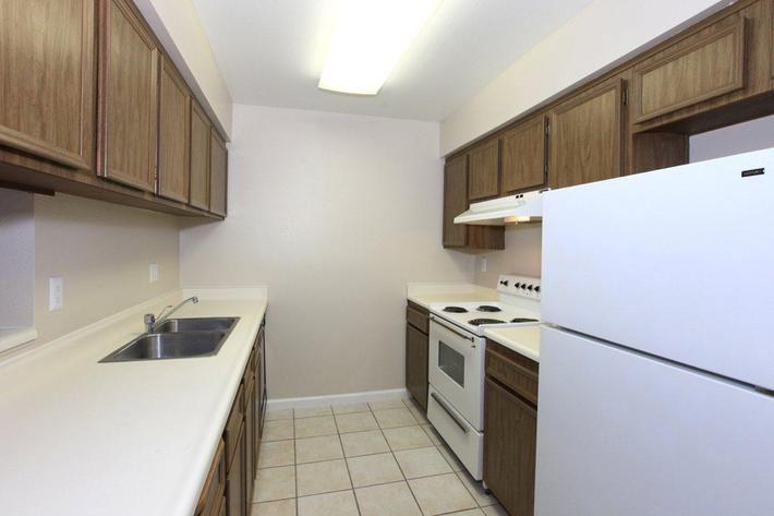 Providence Pointe provides a well-equipped kitchen