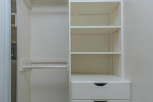 a white door