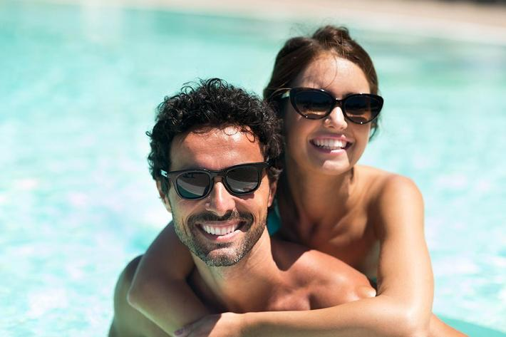 Couple in the water.jpg