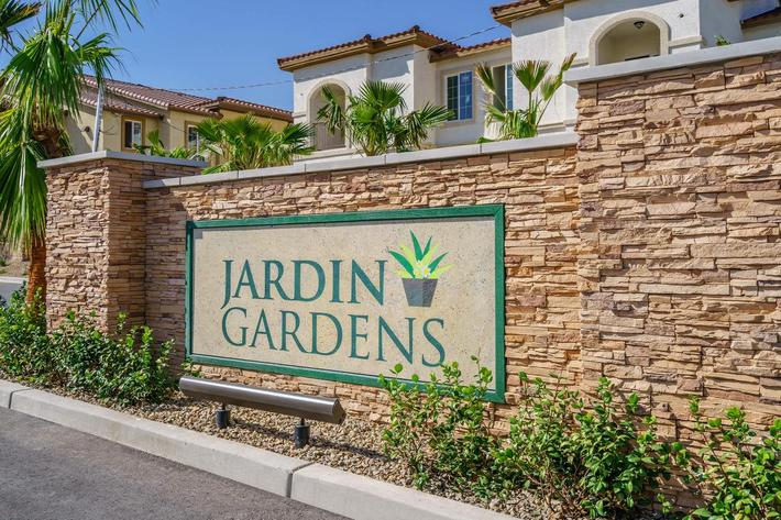 Welcome Home to Jardin Gardens
