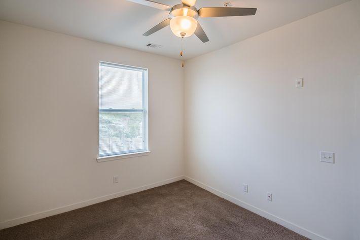 Bedroom with Ceiling Fan in Nashville, TN