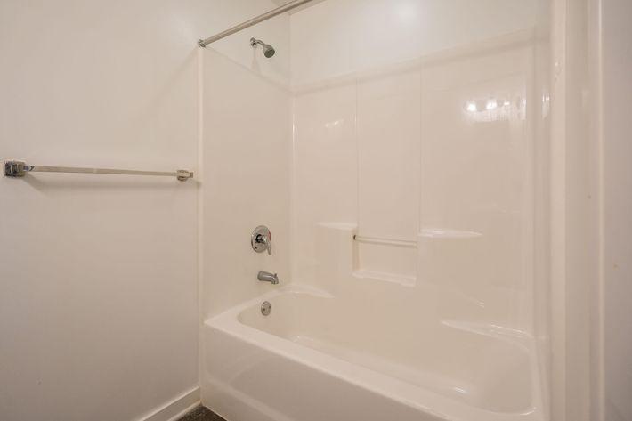 Contemporary Bathroom at 715 Woodland