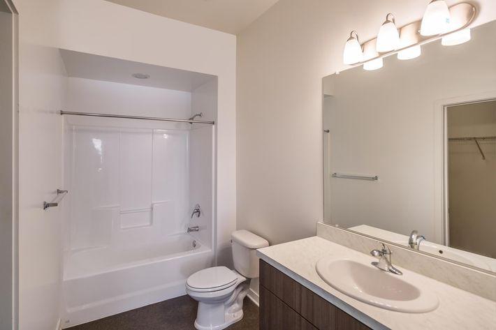 Contemporary Bathroom in Nashville, TN