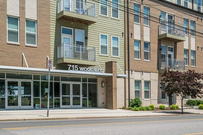 Welcome to 715 Woodland in Nashville, TN